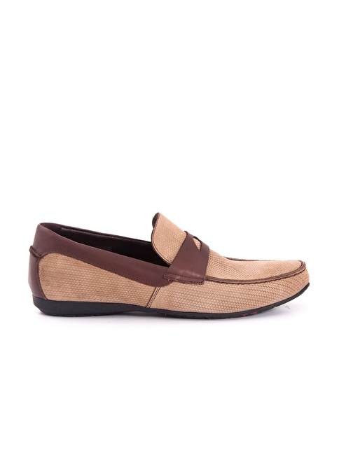 Kemal Tanca Ayakkabı Bej